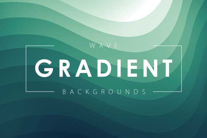 Thumbnail for Wave Gradient Backgrounds