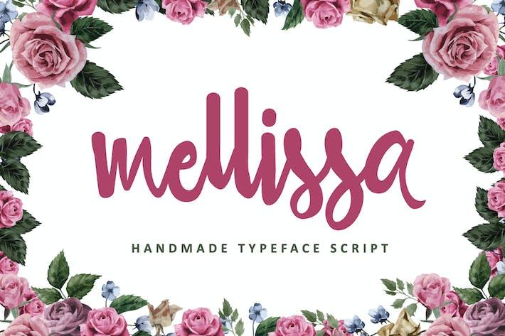 Thumbnail for Mellissa Script