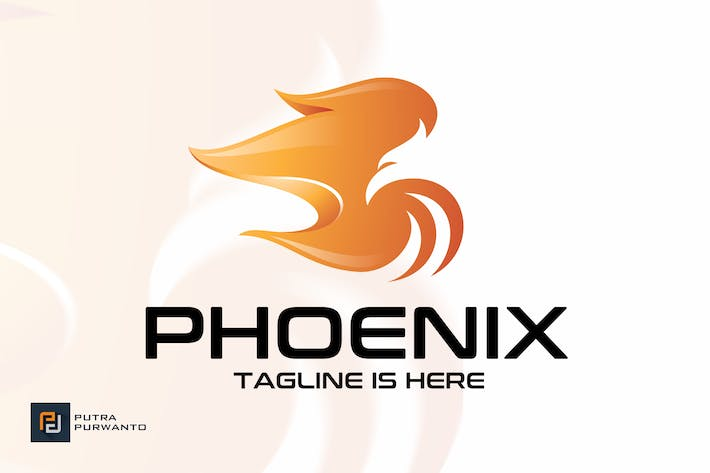 Thumbnail for Phoenix - Logo Template