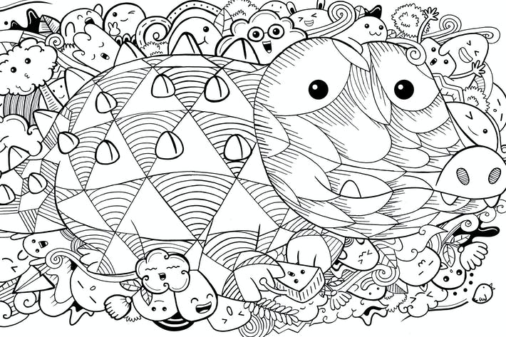 Thumbnail for Crocodile Doodle