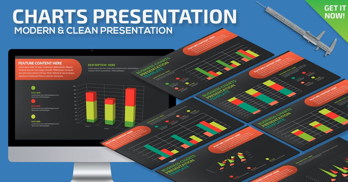 Download Chart Powerpoint Presentation by mamanamsai