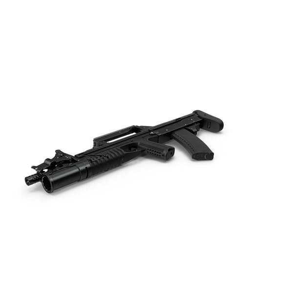 Amphibious Assault Rifle ADS