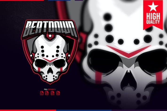 Beat Down Esport Logo