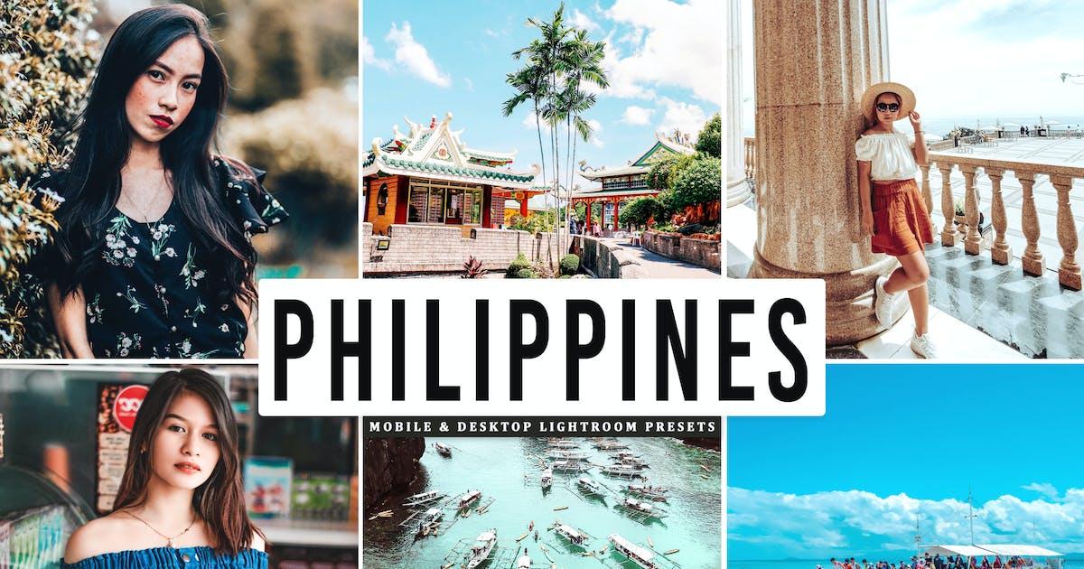 Download Philippines Mobile & Desktop Lightroom Presets by creativetacos