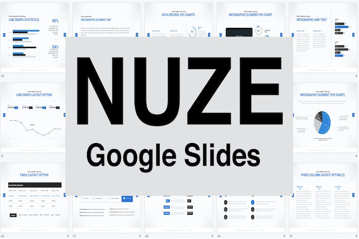 Thumbnail for NUZE Google Slides