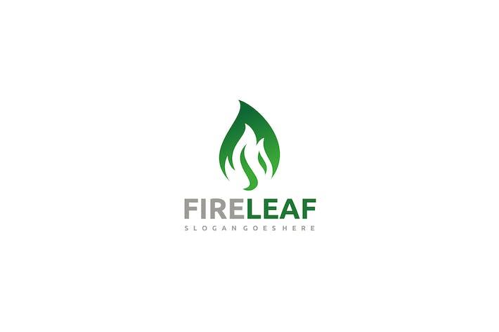 Thumbnail for Fire Leaf Logo
