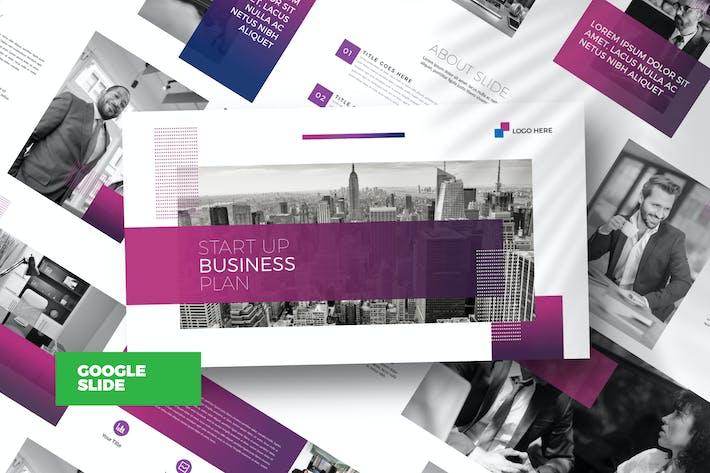 Thumbnail for Modern Minimal Corporate Google Slide