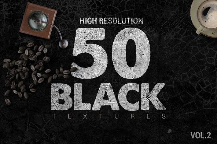 Thumbnail for Bundle Black Textures Vol2 x50