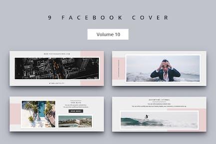 Facebook Cover Vol. 10
