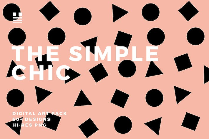 Cover Image For The Simple Chic