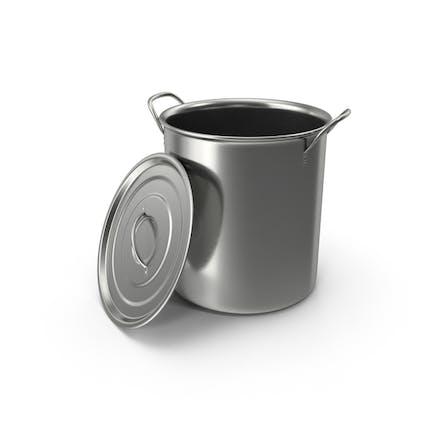 Metall-Topf