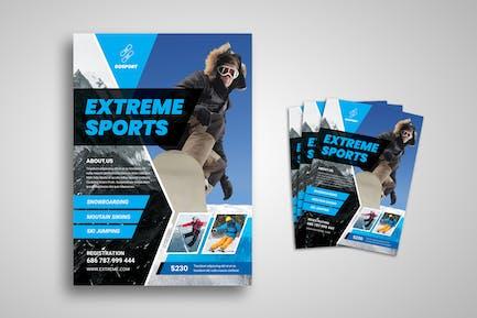 Extreme Sport Flyer