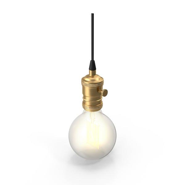 Ретро лампочка