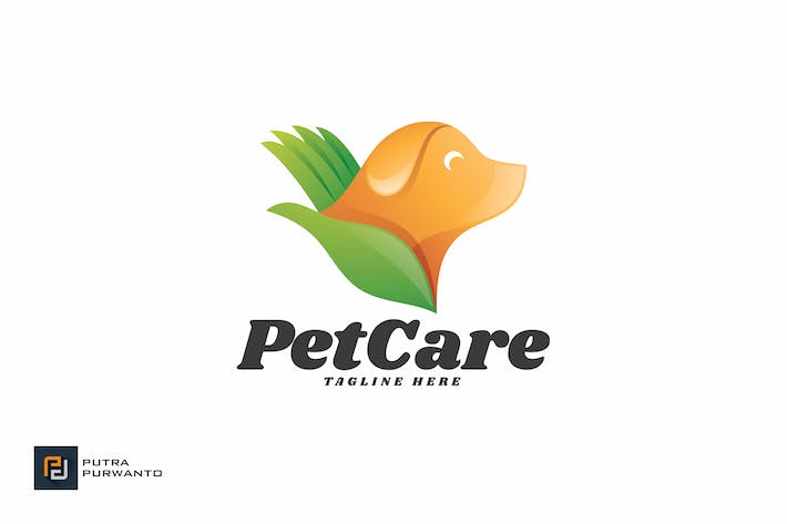 Thumbnail for Pet Care - Logo Template