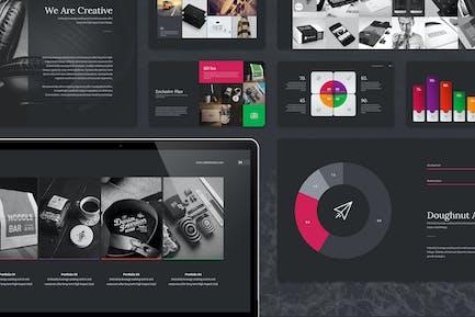Raffel - Multipurpose & Creative template
