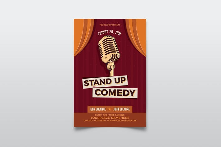 Thumbnail for Stand Up Comedy