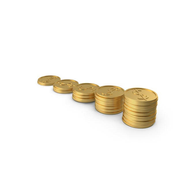 Growing Stacks of Coins