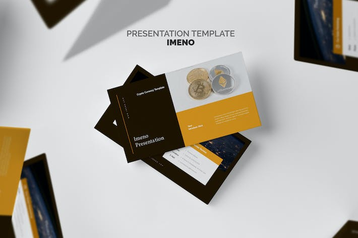 Thumbnail for Imeno : Crypto Currency Business Keynote