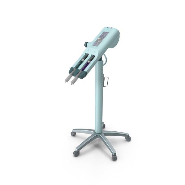 Kontrastmittel-Injektor-MRT
