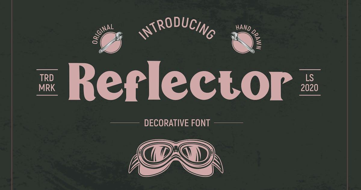 Download Reflector by LetterStockStd