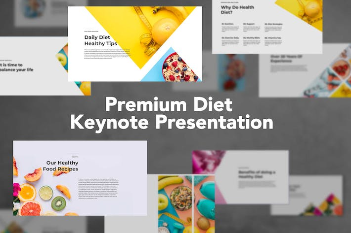 Thumbnail for Dietix - Keynote Präsentation