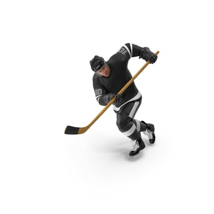 Hockey atacante Character 02