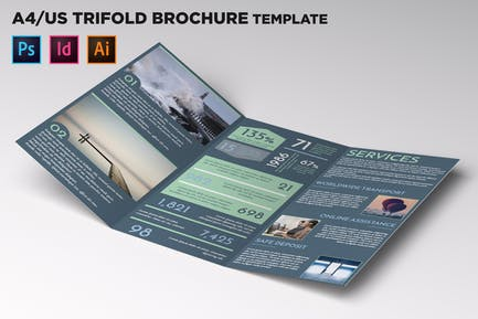 Trading Trifold Brochure
