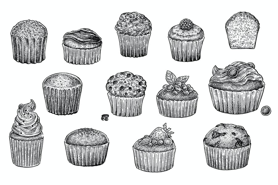 Muffins Collection