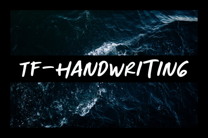 Thumbnail for TF Handwriting