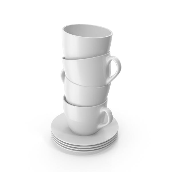 Thumbnail for Small White Cup White