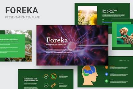 Foreka - Biology Education Keynote