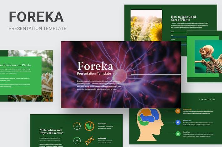 Thumbnail for Foreka - Biology Education Keynote