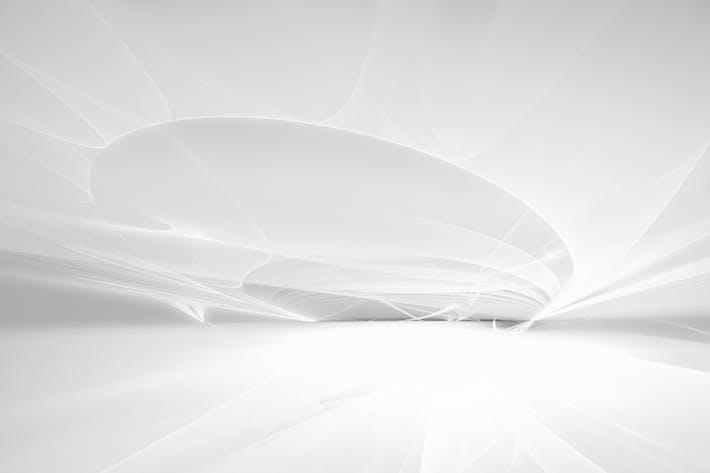 Thumbnail for white futuristic background
