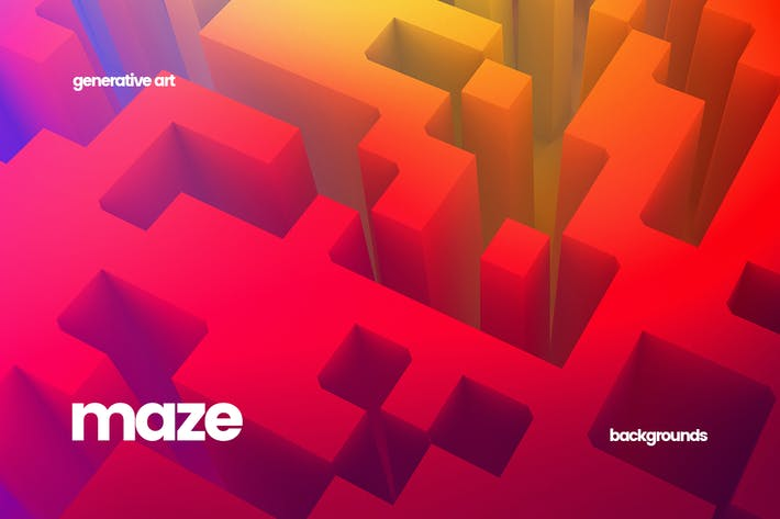 Thumbnail for Maze Backgrounds