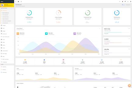 Nexa - Bootstrap Admin Template