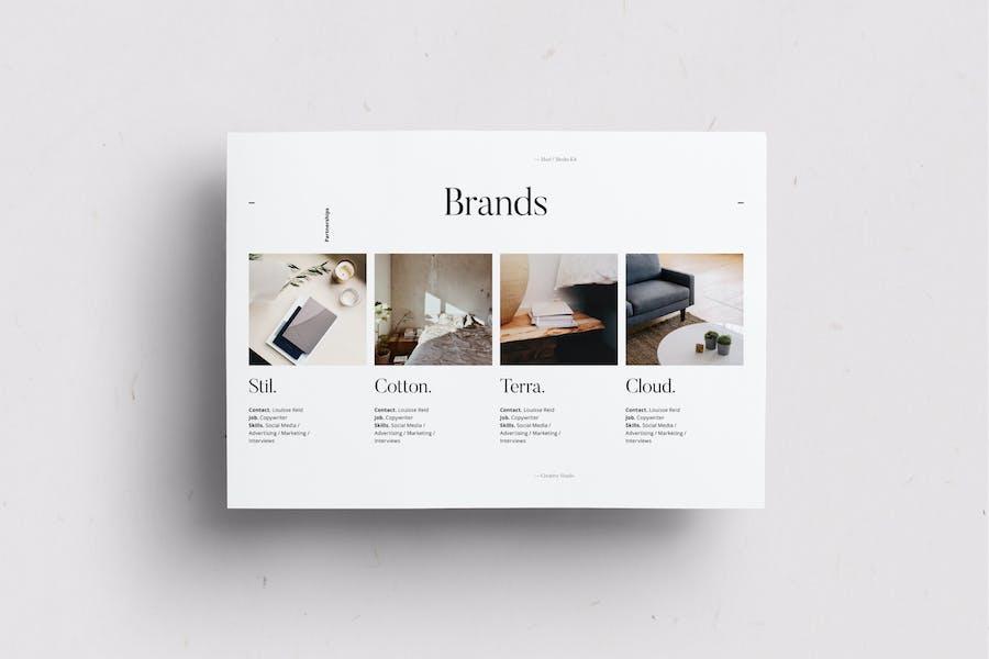 Mod Brands Slide