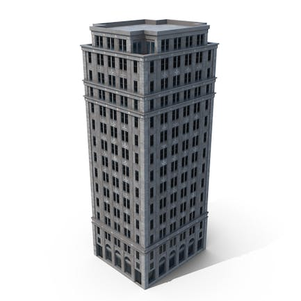 Dirty City Building