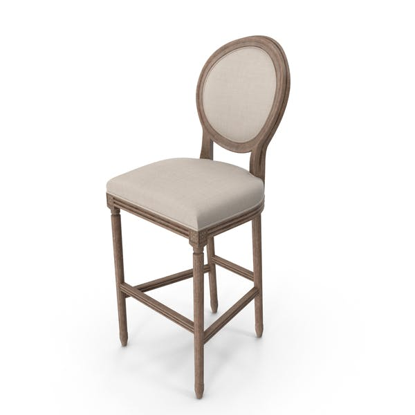 Classical Bar Stool