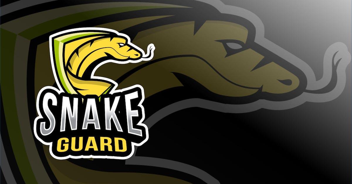 Download Snake Guard Esport Logo Template by IanMikraz