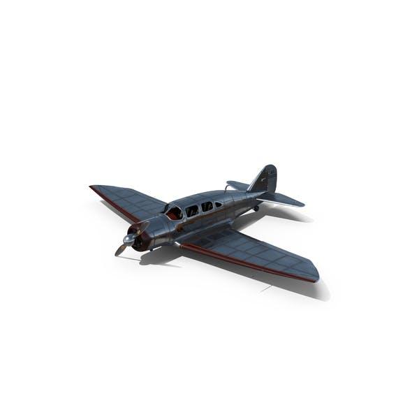 Thumbnail for Retro Civil Plane