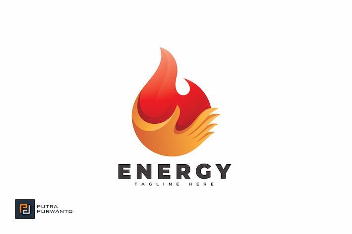 Energy - Logo Template