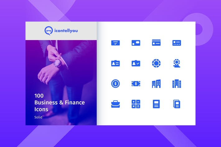 Thumbnail for Icontellyou - Business & Finance (Solid)