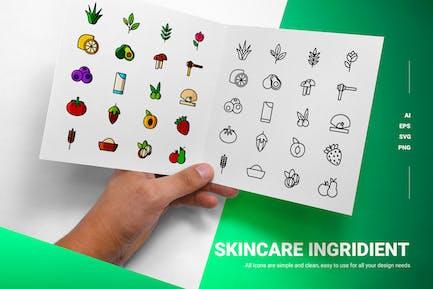 Skincare Ingridient - Icons