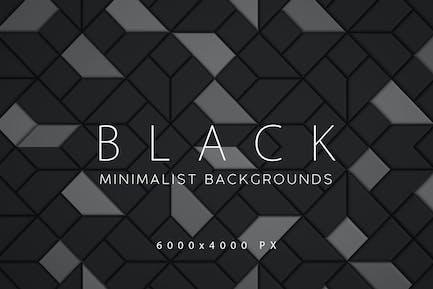 Black Minimalist Backgrounds 2