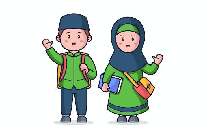 Moslem Students