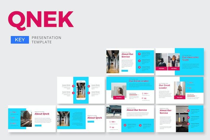 Cover Image For Qnek Business - Keynote