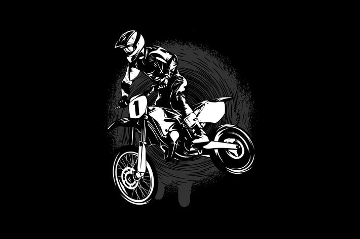 Thumbnail for Motocross Rider