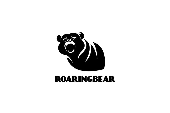 Thumbnail for Roaring Bear Logo