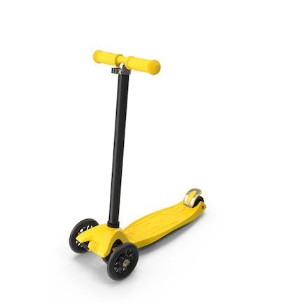 Gelb Kinder Roller
