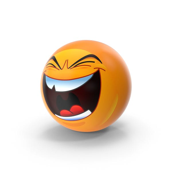 Thumbnail for Laughing Emoji